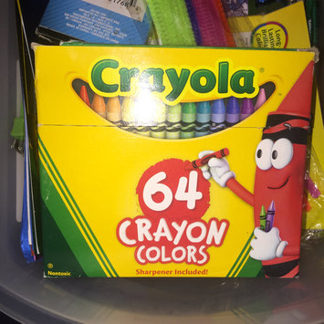 Photo of Crayola Crayons  64ct uploaded by Chakirah K.