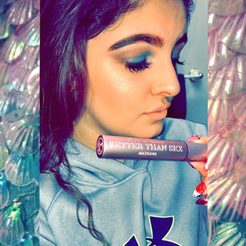 Photo uploaded to Too Faced Better Than Sex Mascara by Taylaa W.