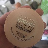 Maybelline Dream Matte® Mousse Foundation uploaded by Tashia P.