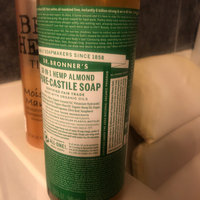 Dr. Bronner's 18-in-1 Hemp Almond Pure Castile Soap uploaded by Lellie O.