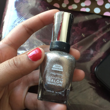 Photo of Sally Hansen® Complete Salon Manicure™ Nail Polish uploaded by Purnima D.