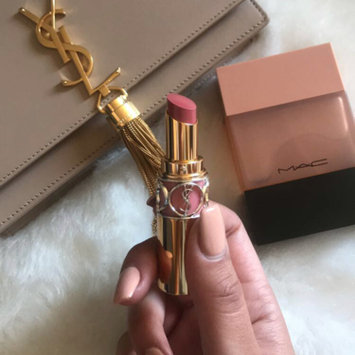 Photo of Yves Saint Laurent Rouge Volupté Silky Sensual Radiant Lipstick SPF 15 uploaded by Dewi B.