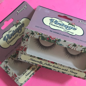 Photo of The Vintage Cosmetic Company Nancy Lashes uploaded by Dua'a J.