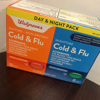 Walgreens Cold & Flu Relief Liquid Caps, Combo Pack, 48 ea uploaded by Aurangel D.