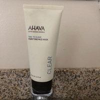 AHAVA Purifying Mud Mask uploaded by Marcela V.