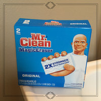 Mr. Clean Magic Eraser Foaming Bath Scrubber with Febreze Meadows and Rain uploaded by Chakirah K.