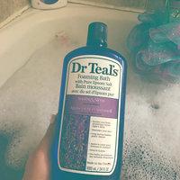 Dr Teal's® Soothe & Sleep Foaming Bath With Pure Epsom Salt uploaded by Jazmine 🔪.