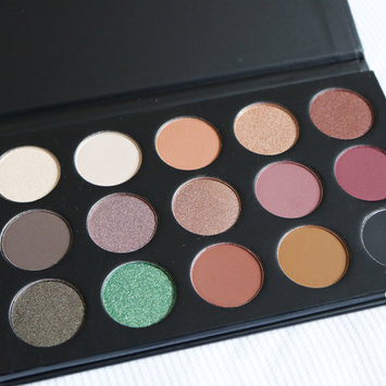 Photo of Morphe x Kathleen Lights Eyeshadow Palette uploaded by Jackie A.