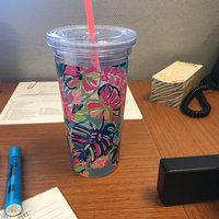 Lilly Pulitzer® Tumbler with Straw uploaded by Kristi B.