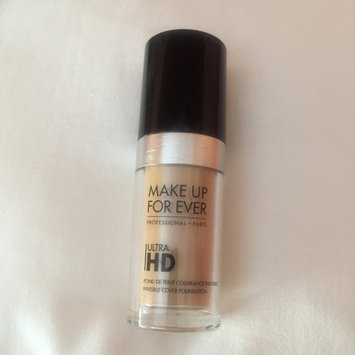 Photo of MAKE UP FOR EVER Ultra HD Foundation uploaded by Mónica P.