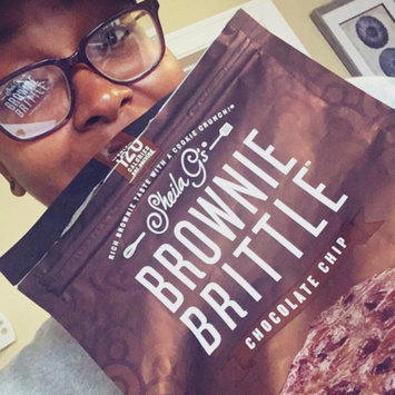 Photo of Sheila G's Brownie Brittle Chocolate Chip uploaded by Jessica J.