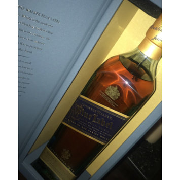Photo of Johnnie Walker Blue Label Blended Scotch Whiskey uploaded by Geraldine M.