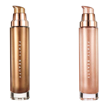 Photo uploaded to Fenty by Rihanna Body Lava Body Luminizer by Johnay C.