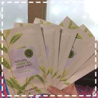 The Saem - Natural Mask Sheet 1pc (20 Flavors) Green Tea uploaded by Juanita M.