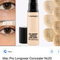 MAC Pro Longwear Concealer uploaded by Shafreen A.