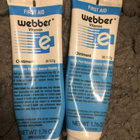 Webber Vitamin E First Aid Cream uploaded by Mallory E.