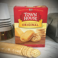 Keebler Town House Light Buttery Crackers Original uploaded by Brittany H.