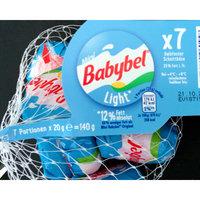 Mini Babybel® Light Semisoft Cheese uploaded by Faith A.
