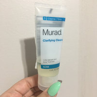 Murad Clarifying Cleanser uploaded by Haylie R.