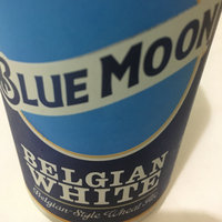 Blue Moon Belgian White Wheat Ale uploaded by Vero F.