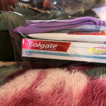 Photo of Colgate® Total® CLEAN MINT Toothpaste uploaded by Leilyn L.