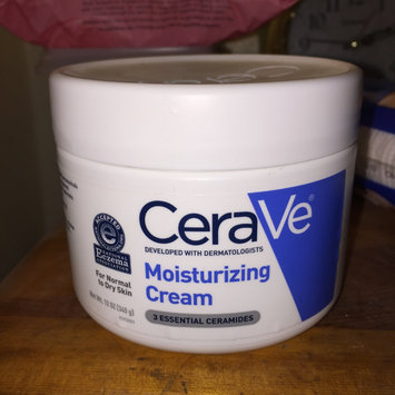 Photo of CeraVe Moisturizing Cream uploaded by Taylor F.