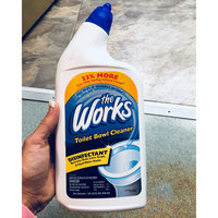 The Works Disinfectant Toilet Bowl Cleaner uploaded by Magen H.