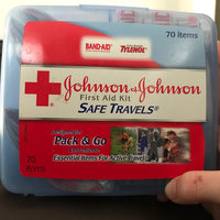 BAND-AID Johnson and Johnson Red Cross Portable Travel First Aid Kit uploaded by Cassie M.