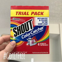 Shout® Color Catcher® uploaded by Cassie M.