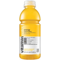 vitaminwater Nutrient Enhanced Water Beverage Energy Tropical Citrus uploaded by Tara W.