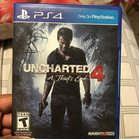 Uncharted 4: A Thief's End (PlayStation 4) uploaded by Oscar C.