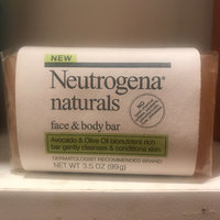 Neutrogena® Naturals Face and Body Bar uploaded by Alexxandria H.