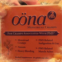 Oona - PMS 2 Menstrual Cramps - 50 Gelcaps uploaded by Jessica R.