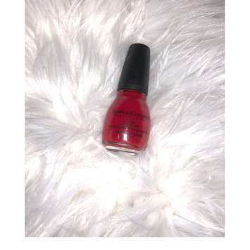 Photo of Sinful Colors Nail Color Red - 0.5oz uploaded by Brenda G.