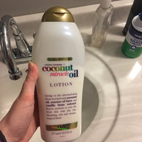 OGX® Coconut Miracle Oil Body Lotion uploaded by Kayla N.