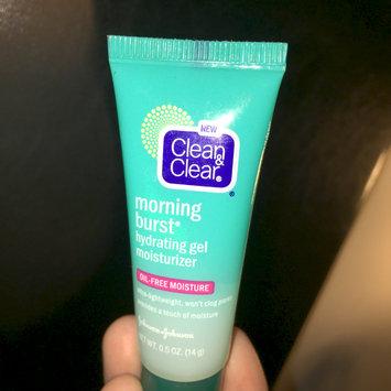Photo of Clean & Clear® Morning Burst® Hydrating Gel Moisturizer uploaded by Tiffanyy J.