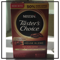 Nescafe Taster's Choice Decaff House Blend Instant Coffee 7 oz uploaded by Himali B.