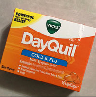 Vicks Dayquil Multisymptom Cold & Flu Relief LiquiCaps uploaded by Andjoua R.