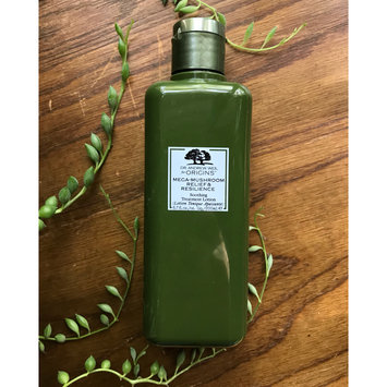 Photo of Origins Dr. Andrew Weil For Origins™ Mega-Mushroom Relief & Resilience Soothing Treatment Lotion uploaded by Shirl F.