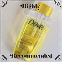 Dove Nourishing Oil Care Anti-Frizz Serum uploaded by Molly D.