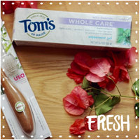 Tom's OF MAINE Clean Mint Simply White® Toothpaste uploaded by Karina P.