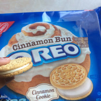 Nabisco Oreo Sandwich Cookies Cinnamon Bun uploaded by Rebeca D.