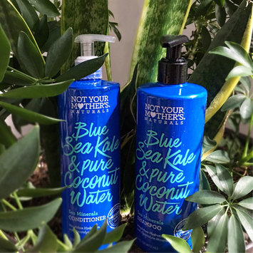 Photo of Not Your Mother's® Naturals Blue Sea Kale & Pure Coconut Water Sea Minerals Shampoo uploaded by Amanda R.
