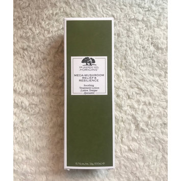 Photo of Origins Dr. Andrew Weil For Origins™ Mega-Mushroom Relief & Resilience Soothing Treatment Lotion uploaded by Sydney G.