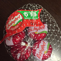 Mini Babybel® Semisoft Original Cheese Wheel uploaded by Oludamilola A.
