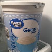 Great Value Plain Greek Nonfat Yogurt, 32 oz uploaded by Oludamilola A.
