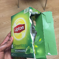 Lipton® Decaffeinated Green Tea uploaded by Oludamilola A.