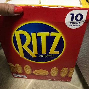 Photo of RITZ Crackers Original uploaded by Rebeca M.