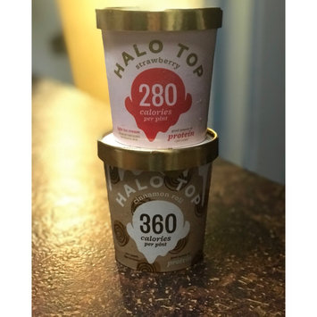 Photo of Halo Top Strawberry Ice Cream uploaded by Alexis C.