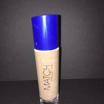 Photo of Rimmel London Match Perfection Foundation uploaded by Em W.